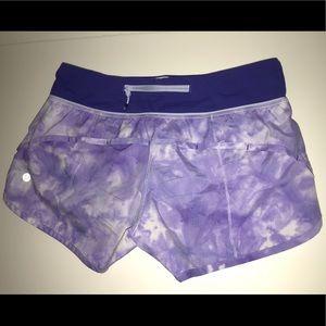 """lululemon athletica Shorts - Lululemon Athletica Speed Up Short 2.5"""" size 4"""